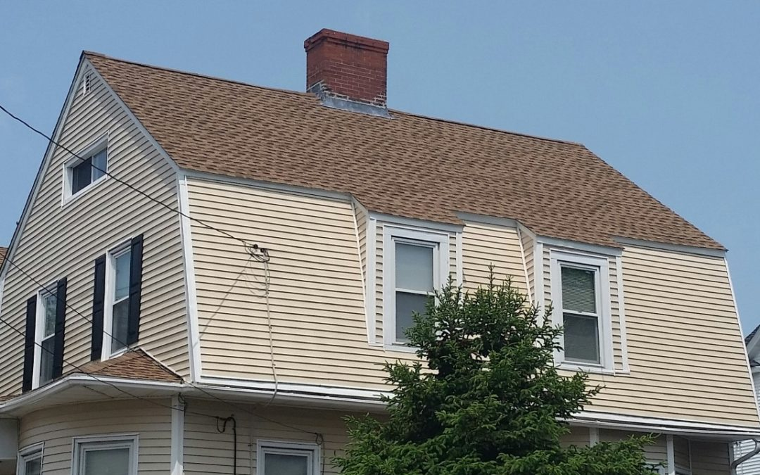 Roofing Project, East Providence, RI