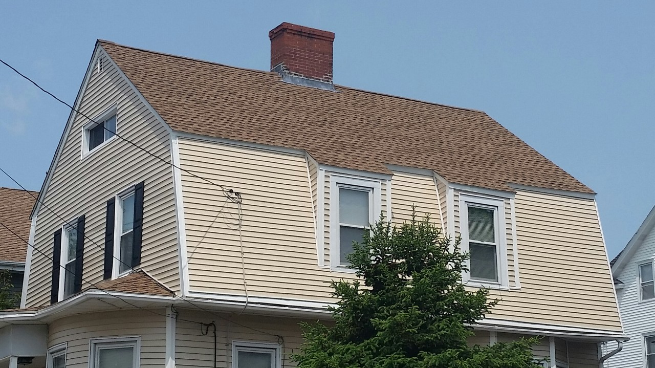 Roofing Project East Providence Ri Contractor Cape Cod