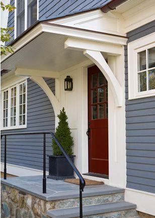 5 Portico Styles For Your Home Contractor Cape Cod Ma Amp Ri