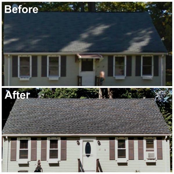 Harvey windows gaf roof installation taunton ma for Harvey windows