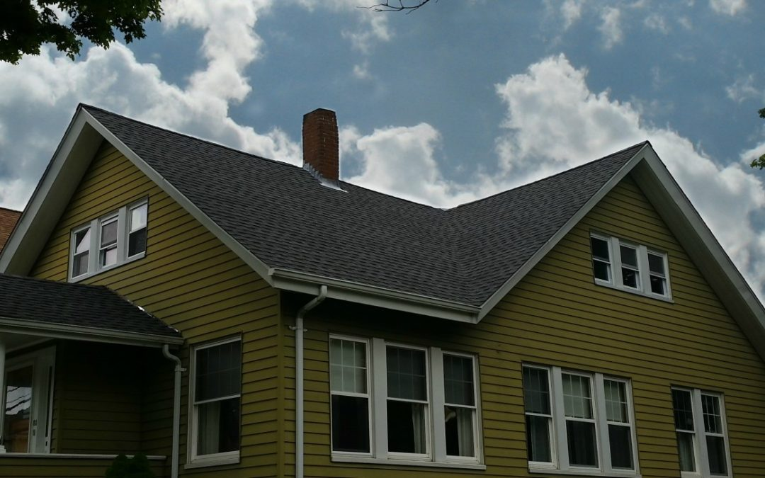 GAF Roofing System in Pewter Gray, Fairhaven, MA