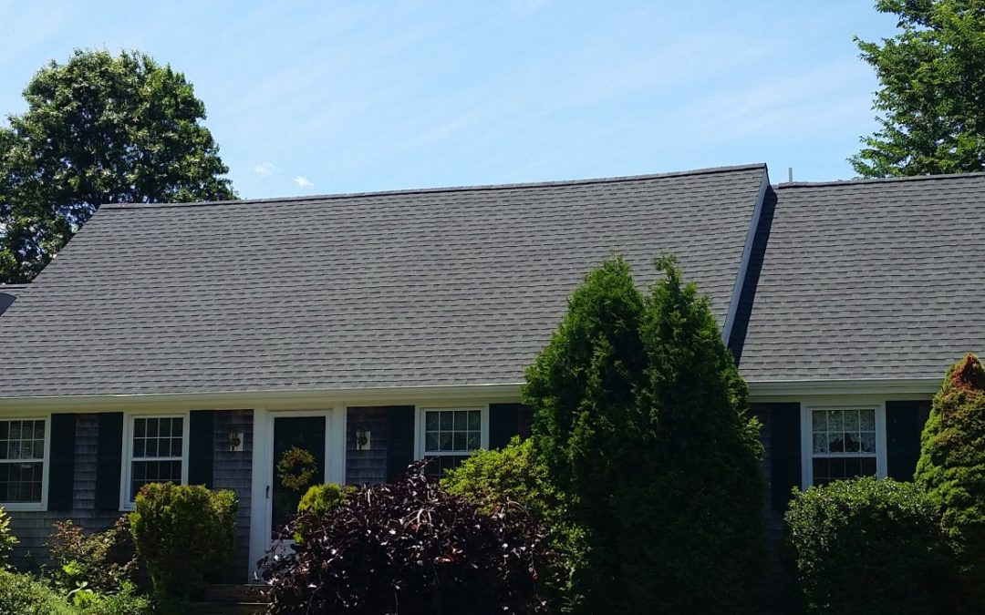 GAF Timberline Roofing System, Portsmouth, RI