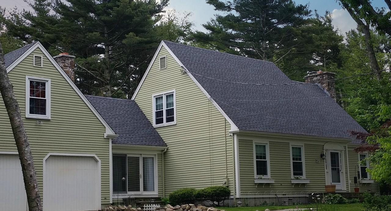 Roofing Project Mattapoisett Ma Contractor Cape Cod
