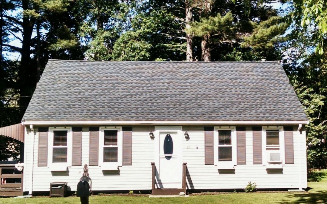 Harvey Windows Amp Gaf Roof Installation Taunton Ma