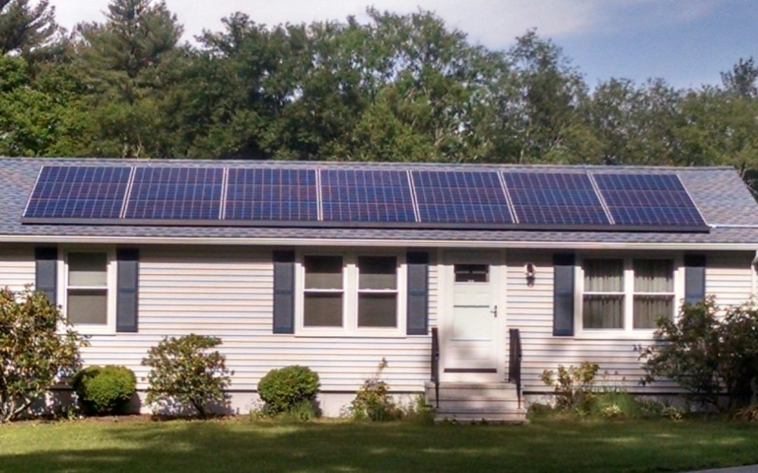 Replace Your Roof Before Going Solar