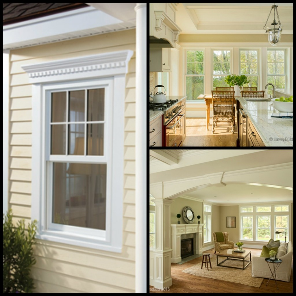 Harvey Tribute Double Hung Windows Contractor Cape Cod