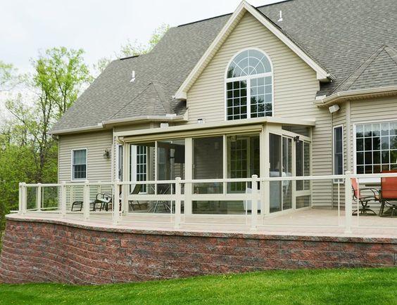 deck and porch railings cape cod ma ri