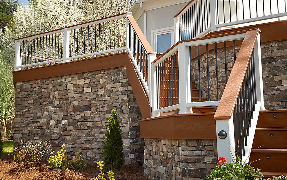 deck and porch railing options