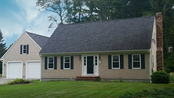 Maibec Dipped Cedar Shingle Siding, Mattapoisett, MA