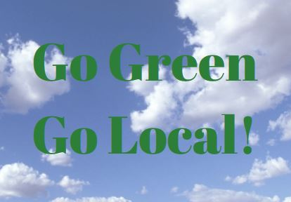 Go Green, Go Local Event