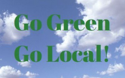 Go Green, Go Local Event