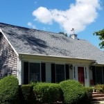 New Roofing System on Cape Cod Style Home in Fairhaven, MA