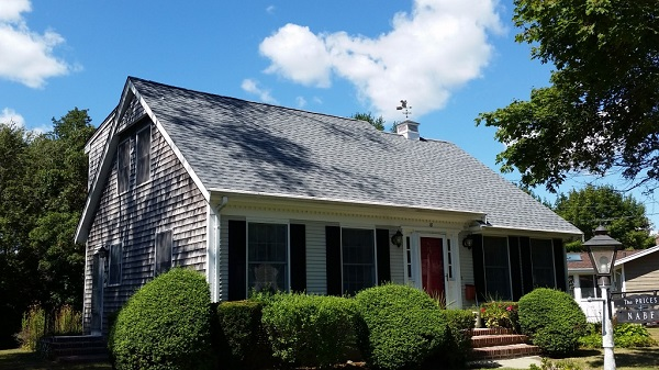 New Roofing System On Cape Cod Style Home In Fairhaven Ma