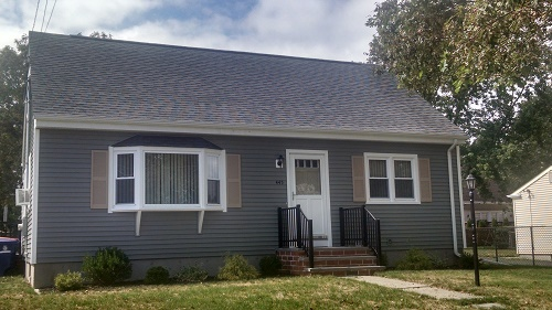 New Bedford Ma Mastic Vinyl Siding Contractor Cape