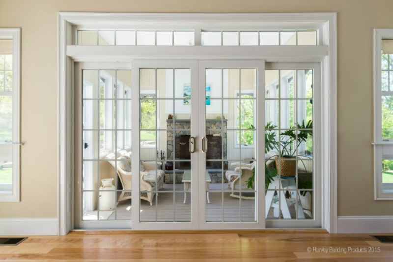 Harvey patio doors contractor cape cod ma ri for Harvey therma tru doors