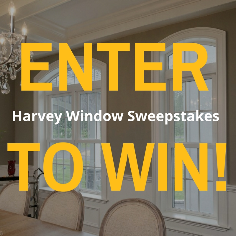 Follow Us on Harvey Window Sweepstakes