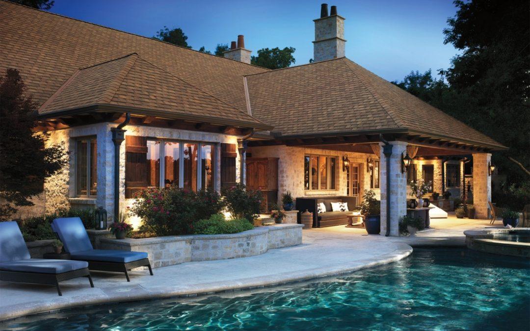 Designer Roofing Shingles