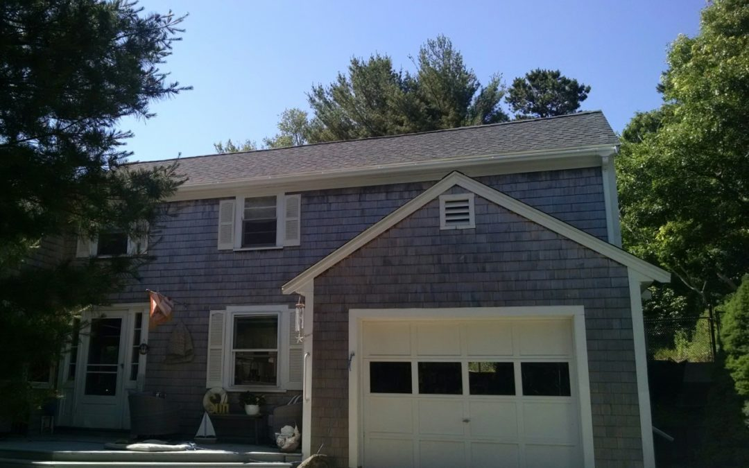 GAF Roof Replacement Falmouth, MA