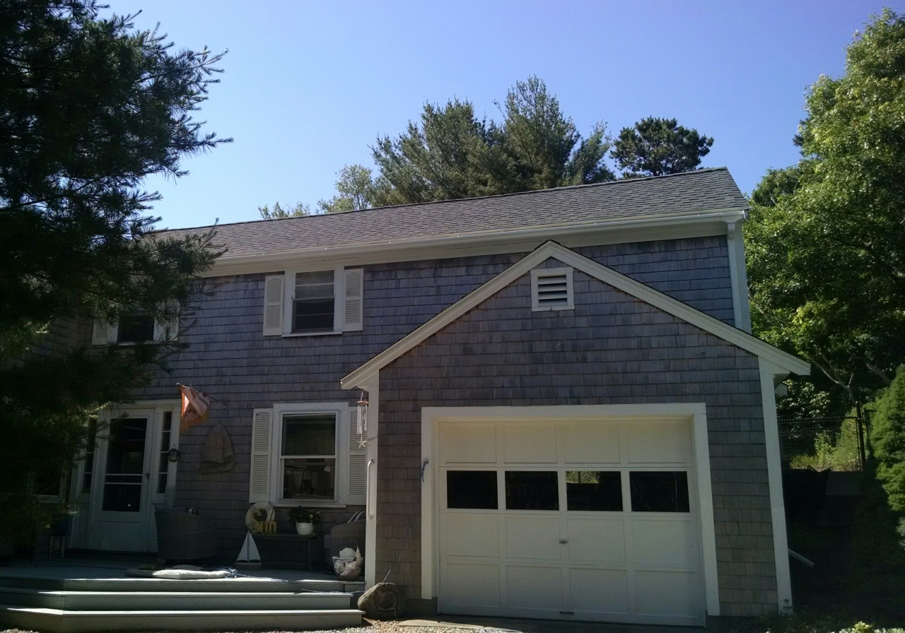 Gaf Roof Replacement Falmouth Ma Contractor Cape Cod