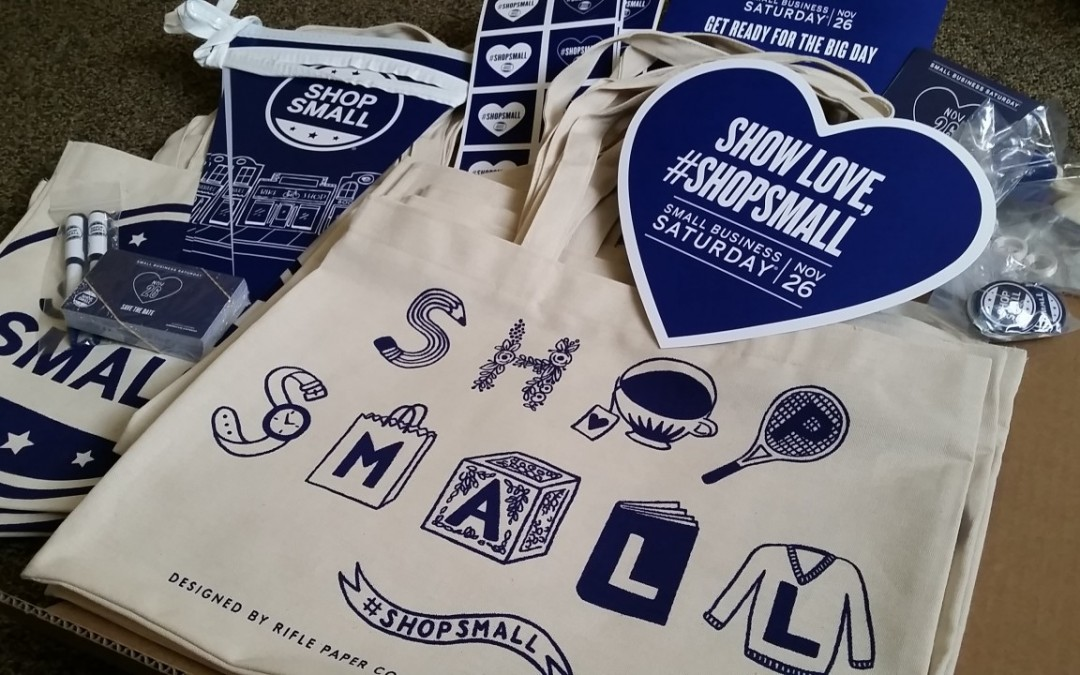 Small Business Saturday 2016 in SouthCoast MA