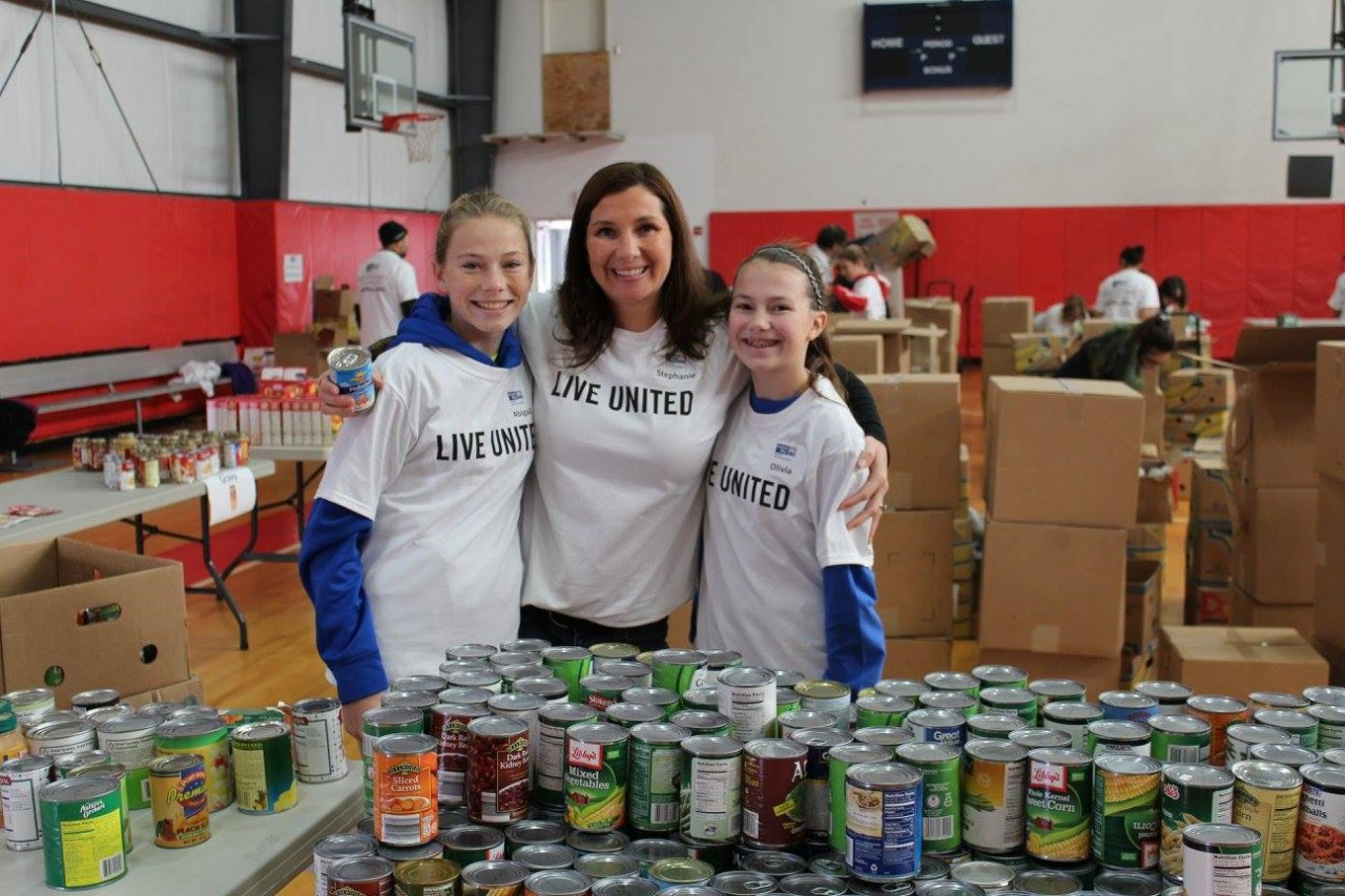 Join Us In Supporting The United Way S Hunger Commission