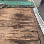 Signs of a failing roof