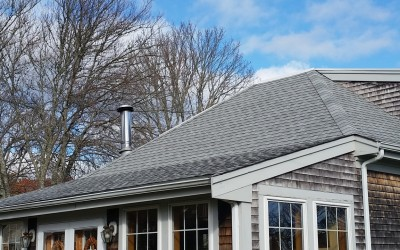 Roofing Project, Fairhaven, MA
