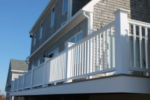 Deck design Cape Cod MA