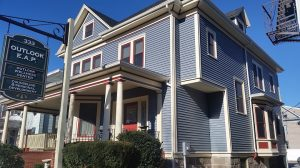 Historic Exterior Renovation New Bedford, MA