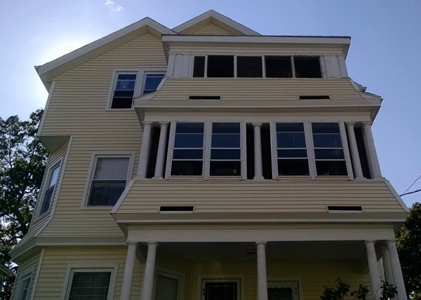 Mastic Vinyl Siding – Fall River, MA