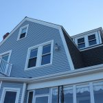 Mansard Roof Replacement, Vinyl Siding, Harvey Windows, Somerset, MA