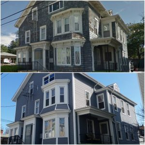 Vinyl Siding Contractor Fall River MA