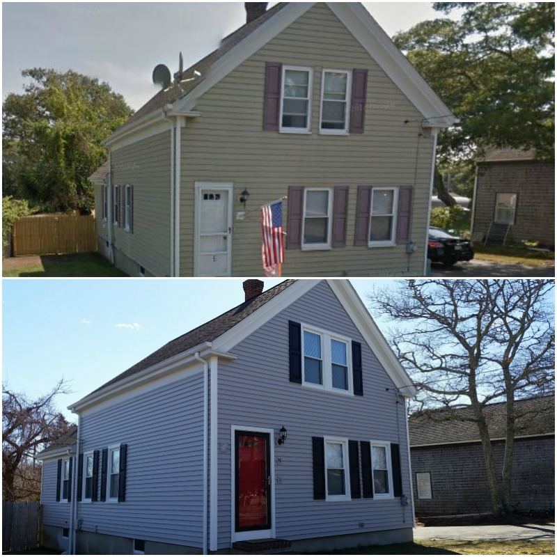 Vinyl Siding In Wareham Ma Contractor Cape Cod Ma Ri