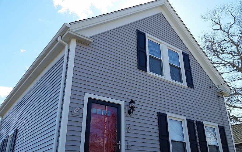 Vinyl Siding In Wareham Ma Contractor Cape Cod Ma Amp Ri