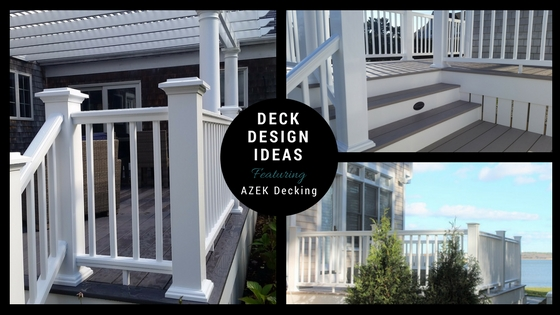 Deck Design Ideas for SouthCoast MA and RI