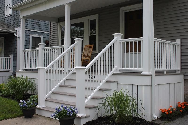 AZEK Porch, New Bedford, MA