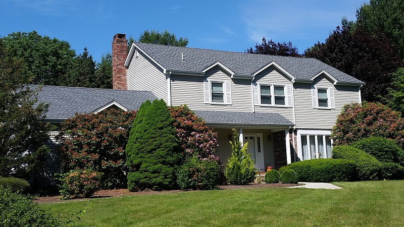 GAF Timberline HD Roofing System, So. Dartmouth, MA