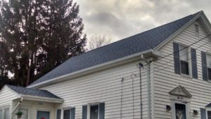 Biscayne Blue Gaf Roof In New Bedford Ma Contractor