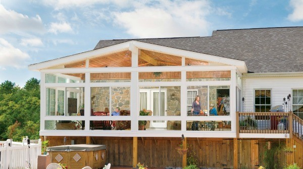 Save up to $5,000 on Betterliving Sunrooms!*