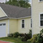 Harvey Windows, CertainTeed Roofing, Mastic Siding on Garage Addition, Fairhaven, MA