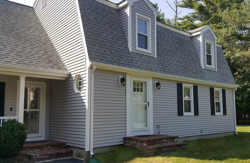 Harvey Windows Mastic Vinyl Siding