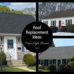 Roofing Ideas on Cape Style Homes in Southeastern, MA and RI