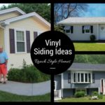 Vinyl Siding Ideas on Ranch Style Homes in Southeastern, MA and RI