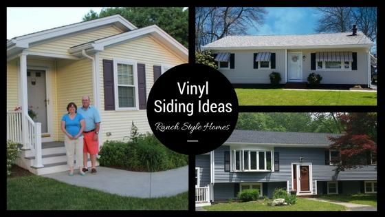 Vinyl Siding Ideas On Ranch Style Homes In Southeastern Ma And Ri Contractor Cape Cod Ma Amp Ri