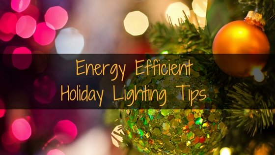 Helpful Tips For Energy Efficient Holiday Lighting