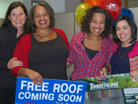 New Year, New Roof Giveaway Kicks Off January 1, 2018!