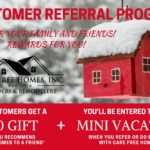 Customer Referral and Rewards Program Winter 2018