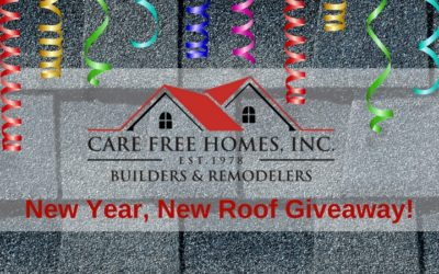 PRESS RELEASE: New Year, New Roof Giveaway Nominations Open!