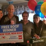 PRESS RELEASE: New Year, New Roof Winner!