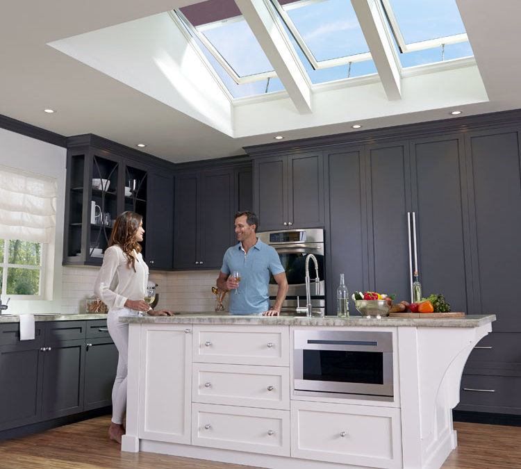 Care free homes fairhaven ma home improvement blog for Velux solar skylight tax credit